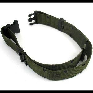 US army belt sz L